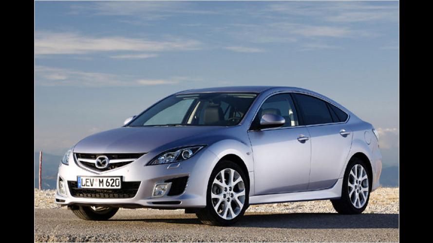 Mazda bietet Autogas-Umrüstung für Mazda-6-Neuwagen an