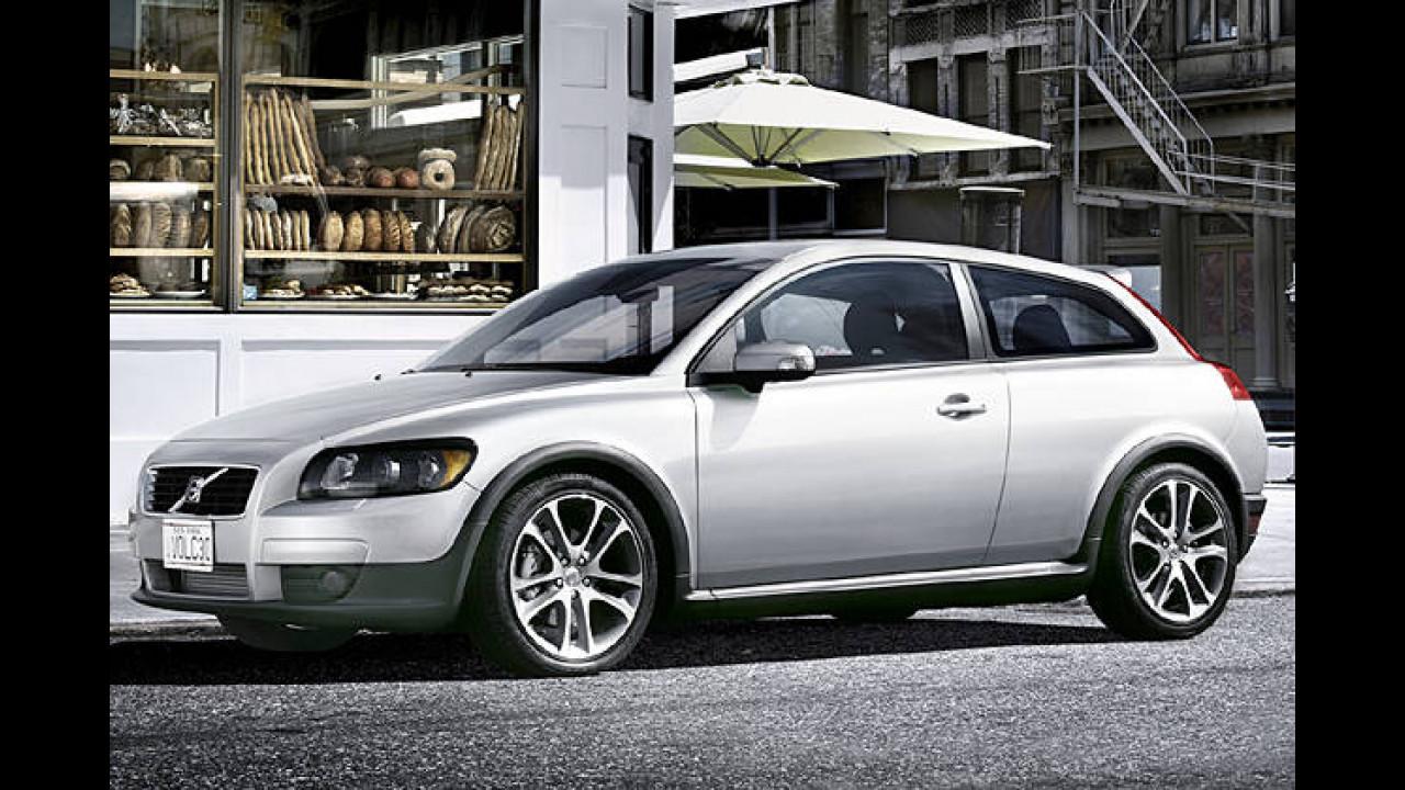 Volvo C30 1.6D DPF