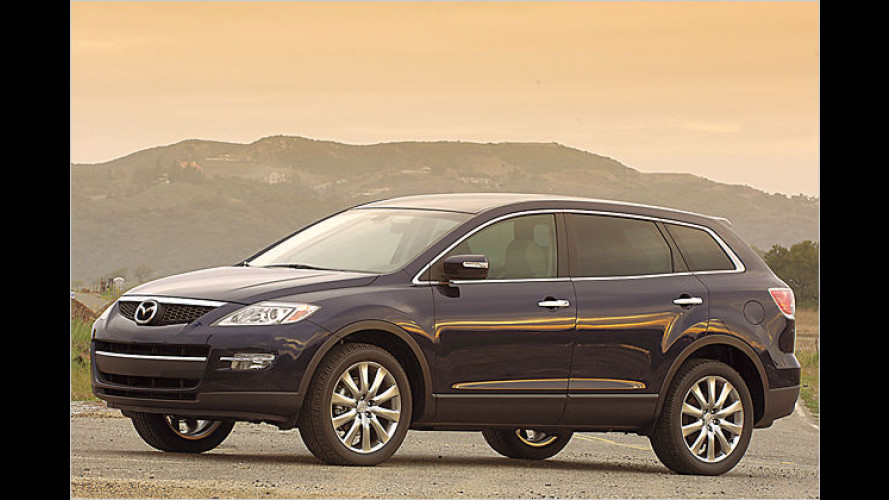 Mazda bringt wieder einen V6: Der 3,7-Liter für Amerika