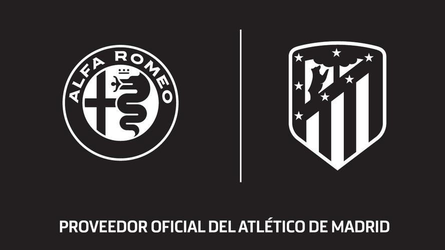 Alfa Romeo, patrocinador de Atlético de Madrid y Valencia CF