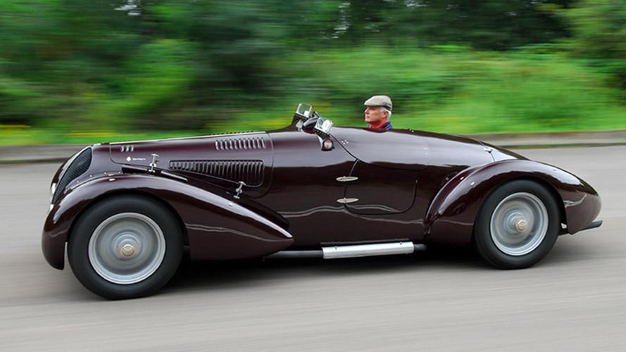 De folles Alfa Romeo au Chantilly Arts et Élégance !
