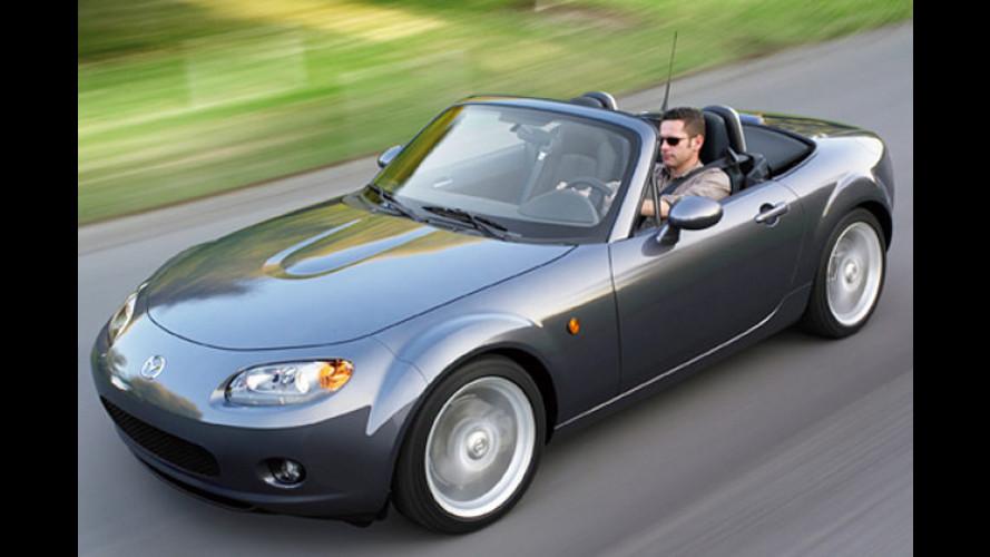 Mazda bietet verbesserte Neuwagen-Anschlussgarantie