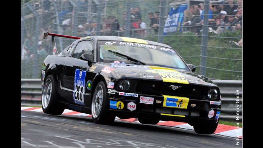 Ford Mustang GT RTD: Rennfahrerträume werden wahr