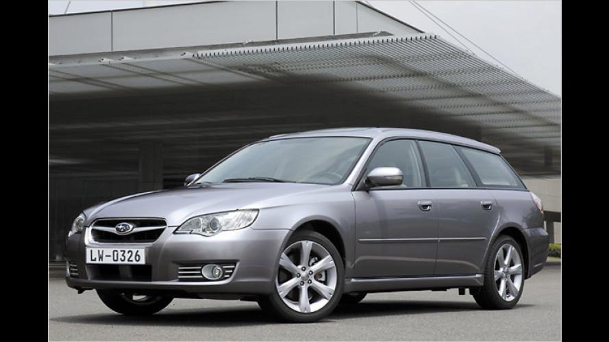 Neues aus Fernost: Subaru zeigt den Boxer-Diesel
