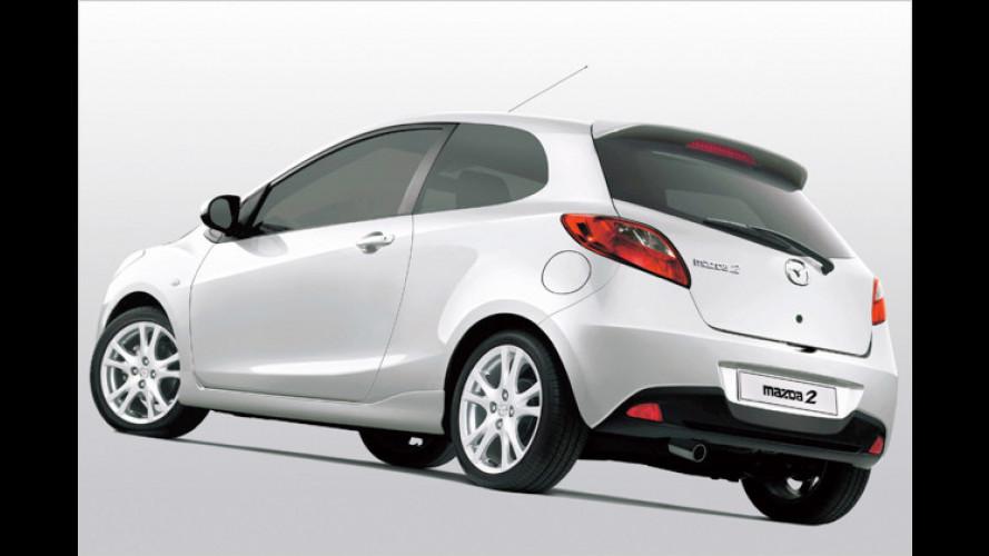 Mazda 2 dreitürig: Die Japaner erweitern ihre Modellpalette