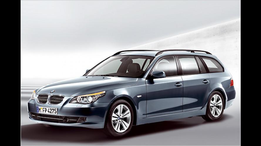 BMW: Neue Ausstattungslinien für die 5er-Reihe