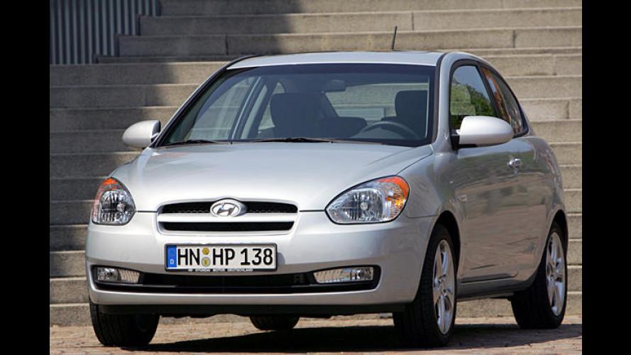 Hyundai Accent: Neuauflage in zwei Karosserievarianten