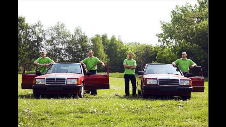 Mercedes-eBay-Auktion: Geschnitten oder am Stück?