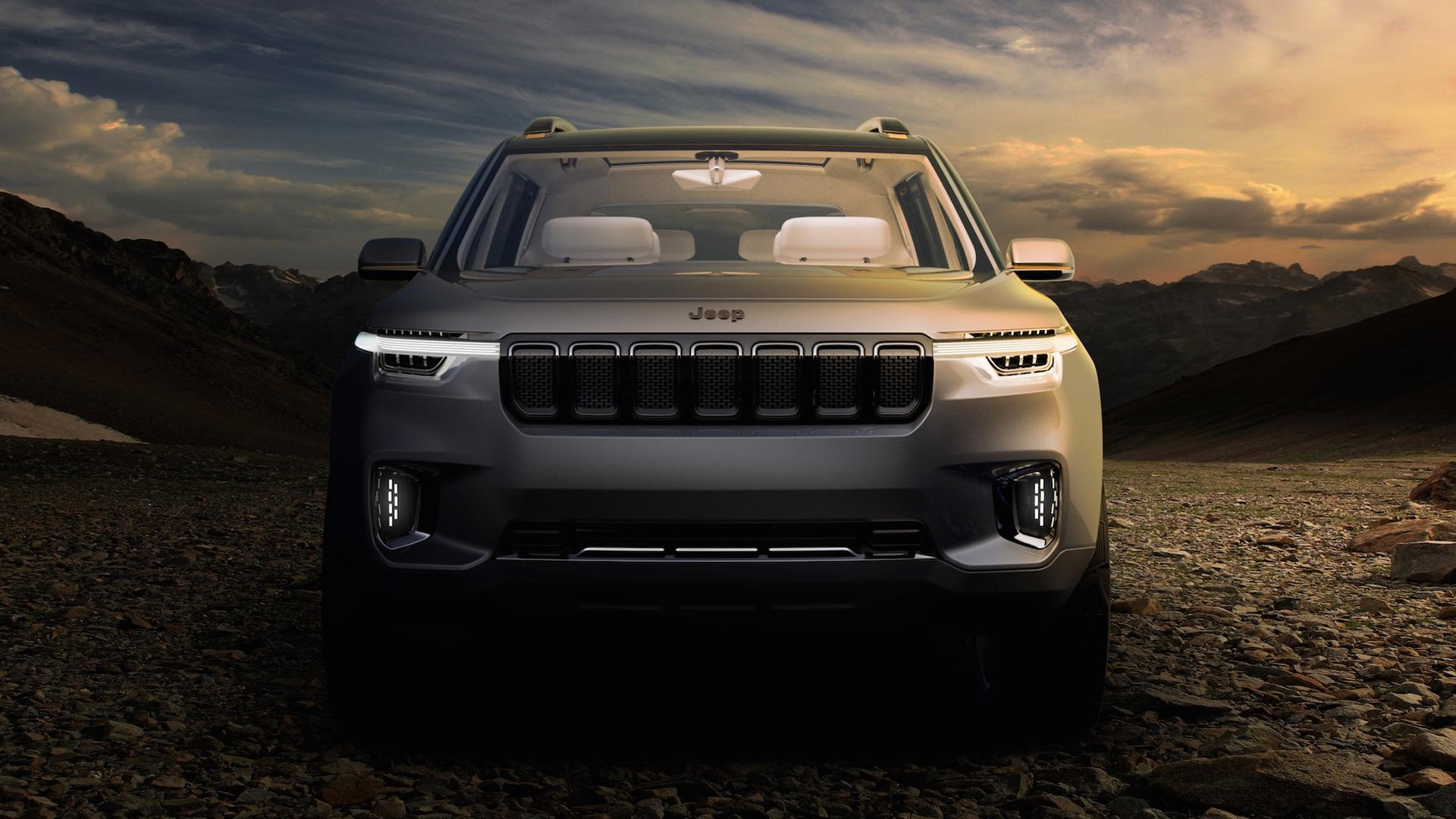 Jeep Wagoneer Spotted In Near Production Form With New Details