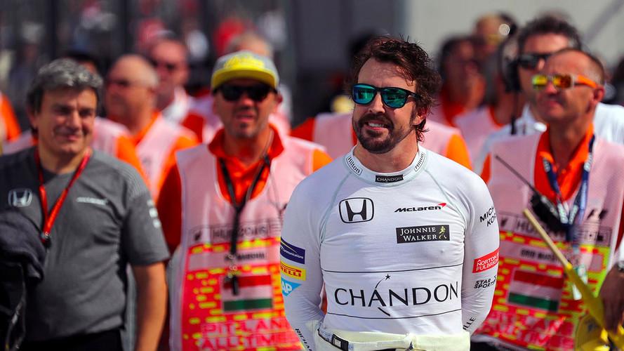 """Alonso: """"Ha sido una primera mitad de temporada fantástica"""""""