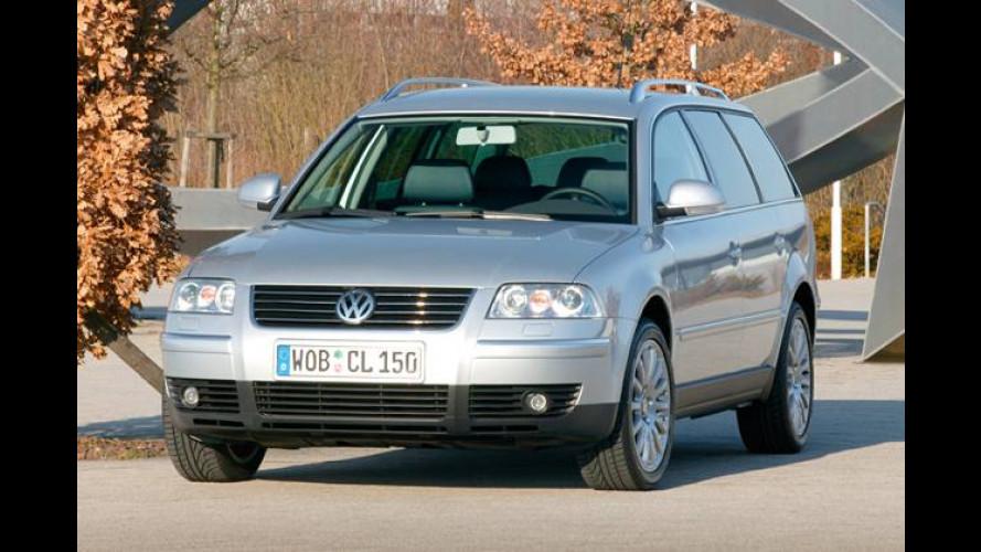 VW Passat und Sharan: Mehr Komfort für Vielfahrer
