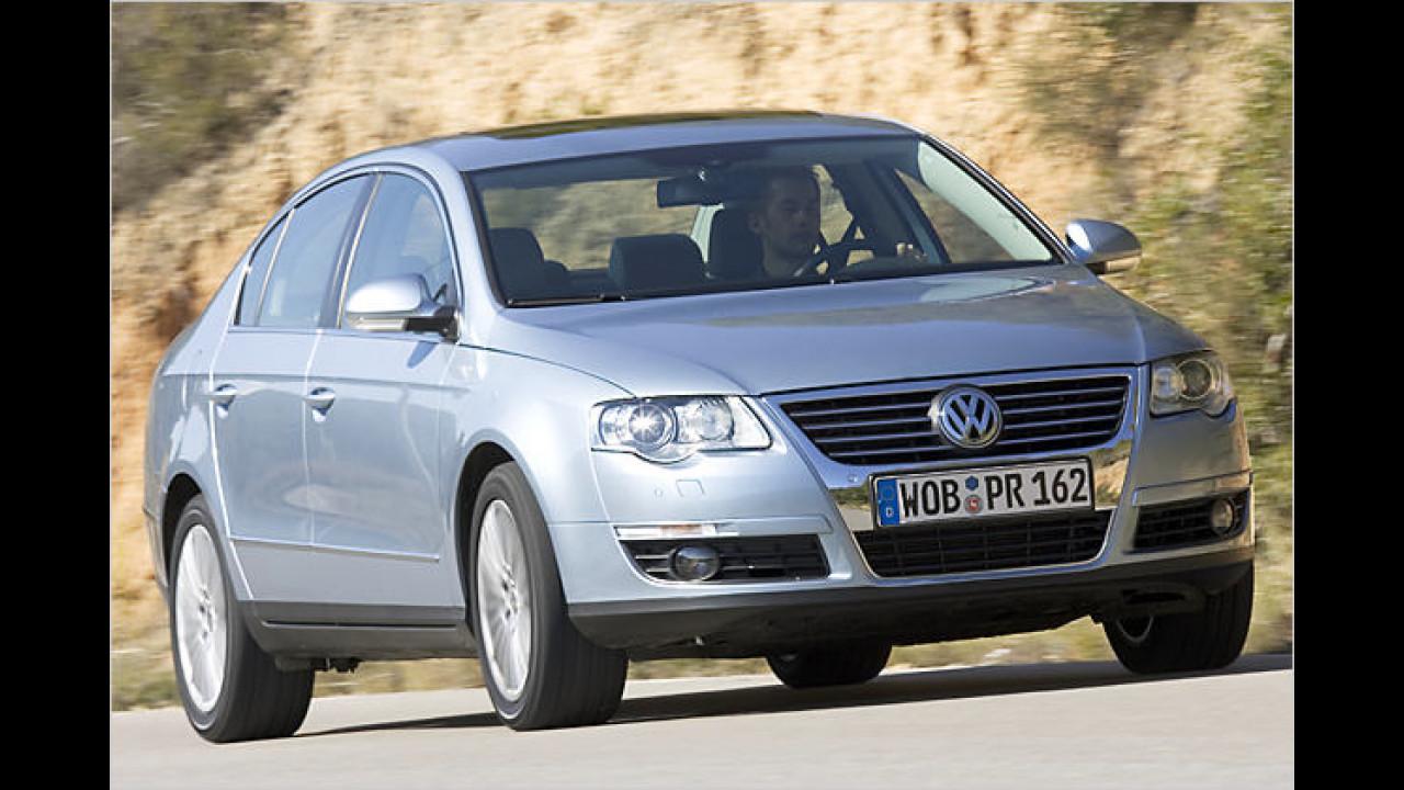 VW Passat 2.0 TDI 103 kW Trendline 4Motion