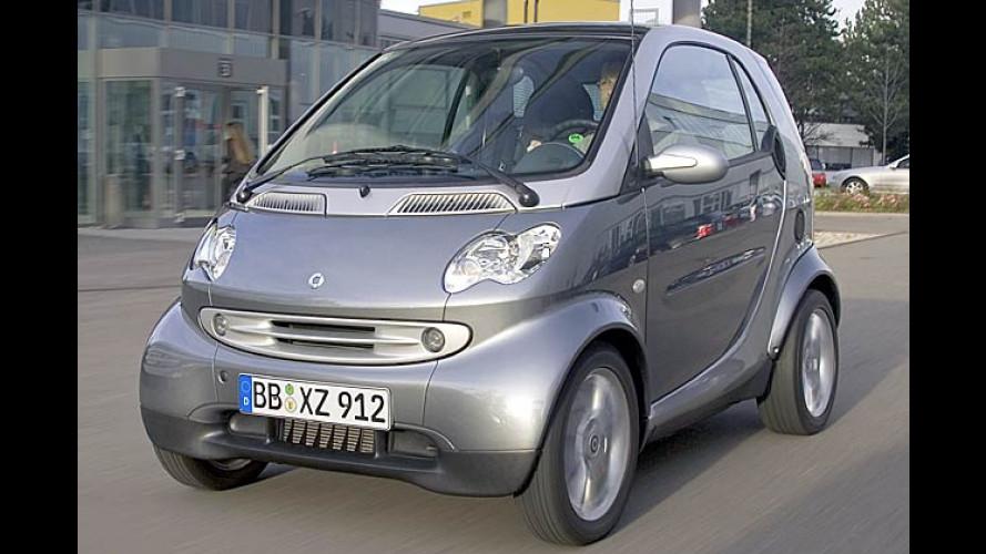 Weltpremiere in Leipzig: Smart mit Hybridantrieb