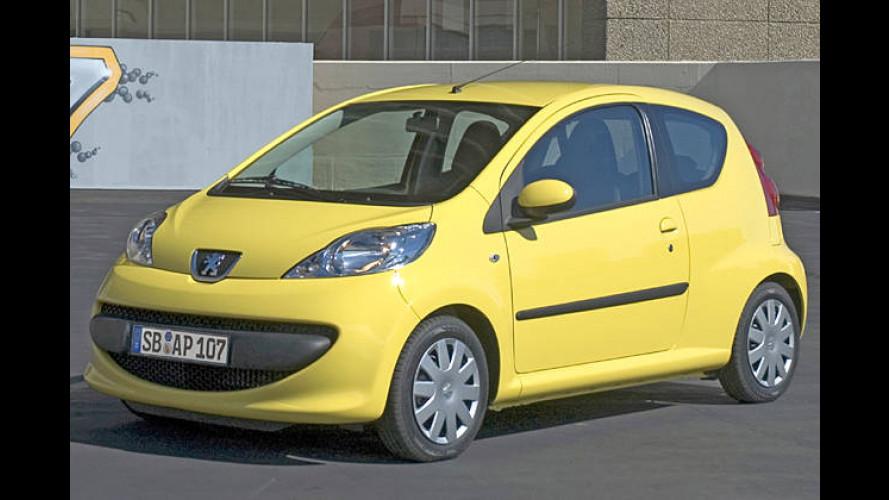Peugeot geht in die Offensive: Klimaanlage für einen Euro