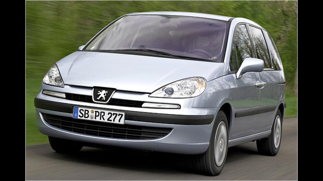 Peugeot 807: Neuer Diesel
