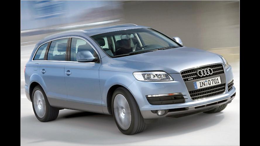 Audi zeigt stärkstes Diesel-SUV der Welt in Genf