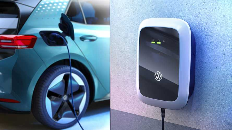 Volkswagen Introduces ID. Charger: A Wallbox For Everyone