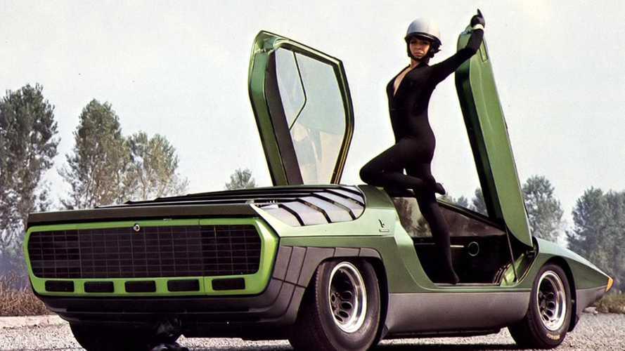Alfa Romeo Carabo: жужелица-законодатель моды