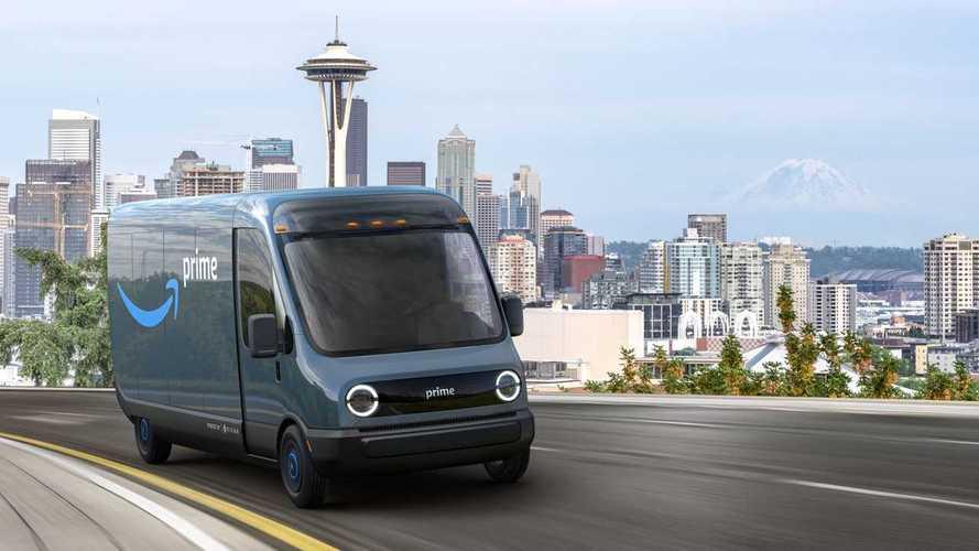 Amazon repartirá con una gran flota de furgonetas eléctricas
