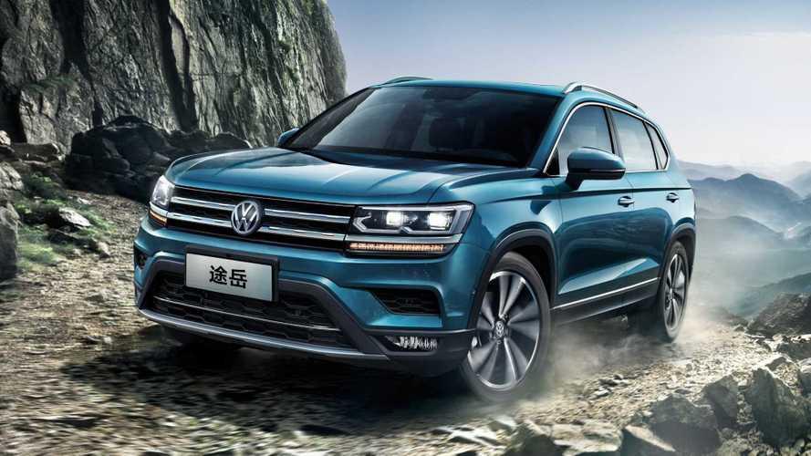 Volkswagen Tarek produzido na Argentina terá 60% de peças locais