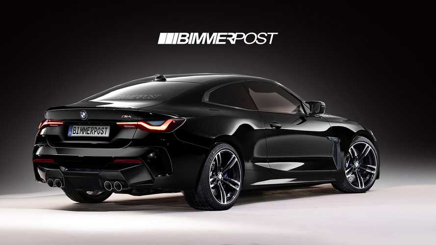 2020 BMW M4 Renderings From Bimmerpost