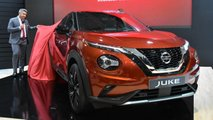 2020 Nissan Juke live photos