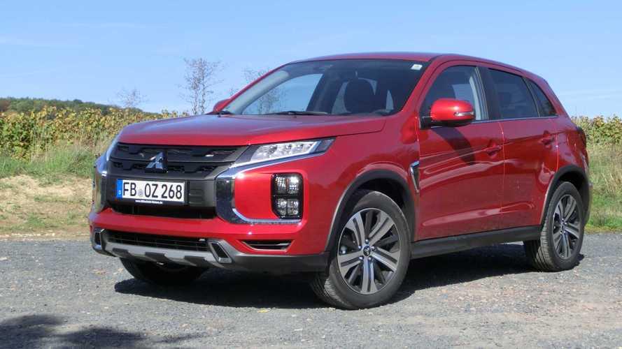 Mitsubishi ASX (2019) im Test: Schnäppchen mit erstarktem Motor