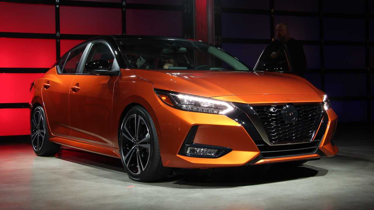 UPDATE: 2020 Nissan Sentra Debuts With Sleek Looks, Better ...