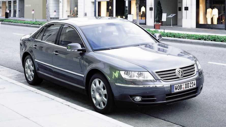 Volkswagen Phaeton, the history