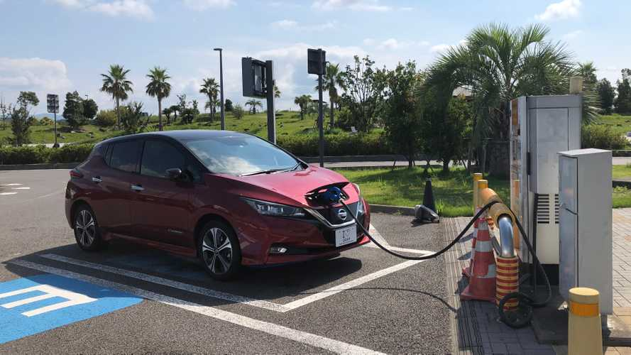 Japan: High Number Of EV Chargers Did Not Jump Start The Market