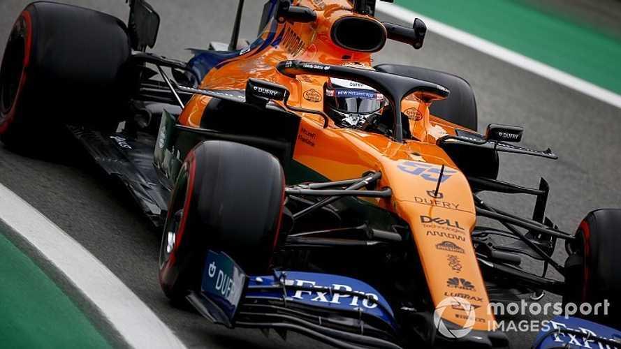 McLaren estudia vender parte del equipo de F1