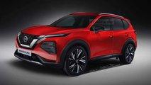 Nissan X-Trail 2021 - Projeções