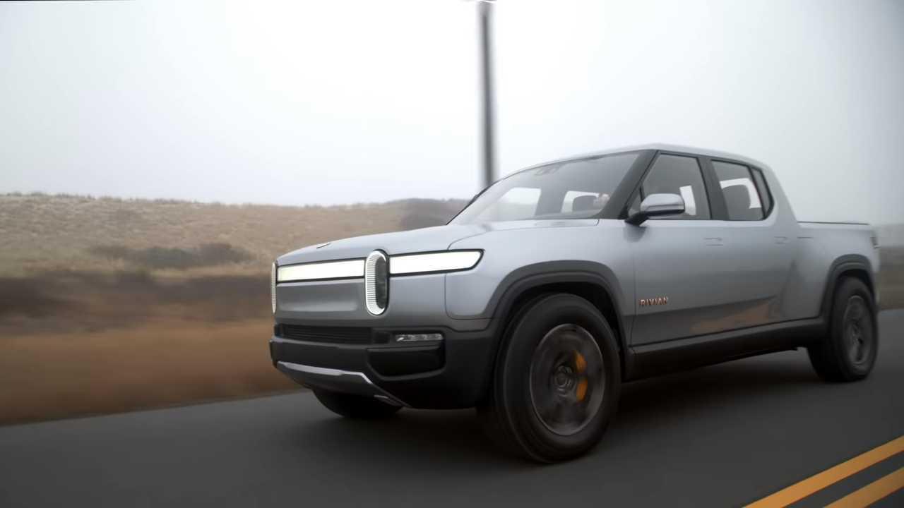 Rivian R1T Elektrikli Pick-up Prototipleri Güney Amerika'da