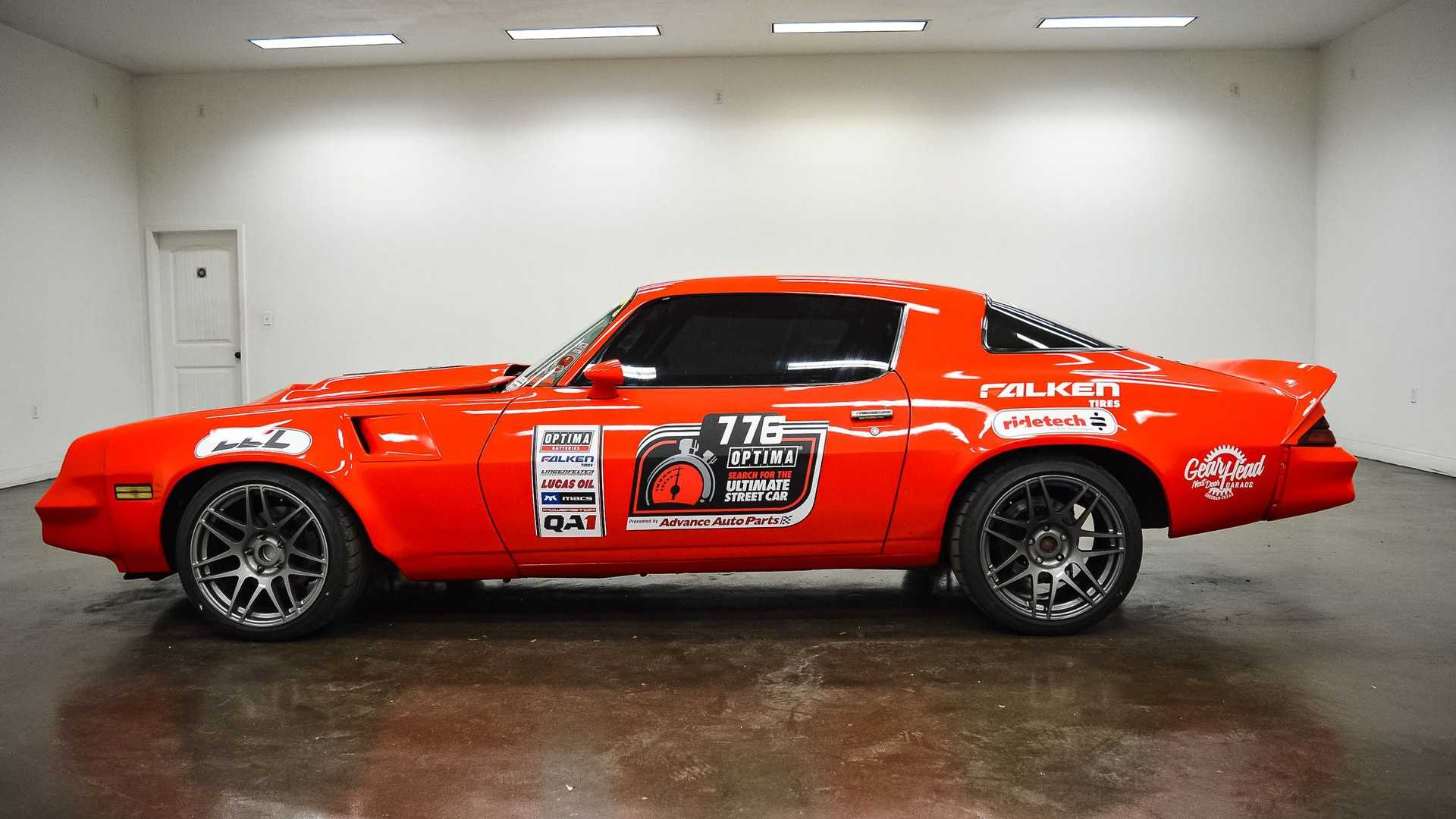 "[""Tear Up The Streets In This Pro-Touring 1979 Chevrolet Camaro Z28""]"