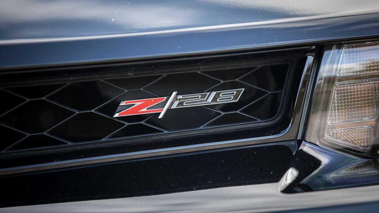 chevy camaro z/28 logo