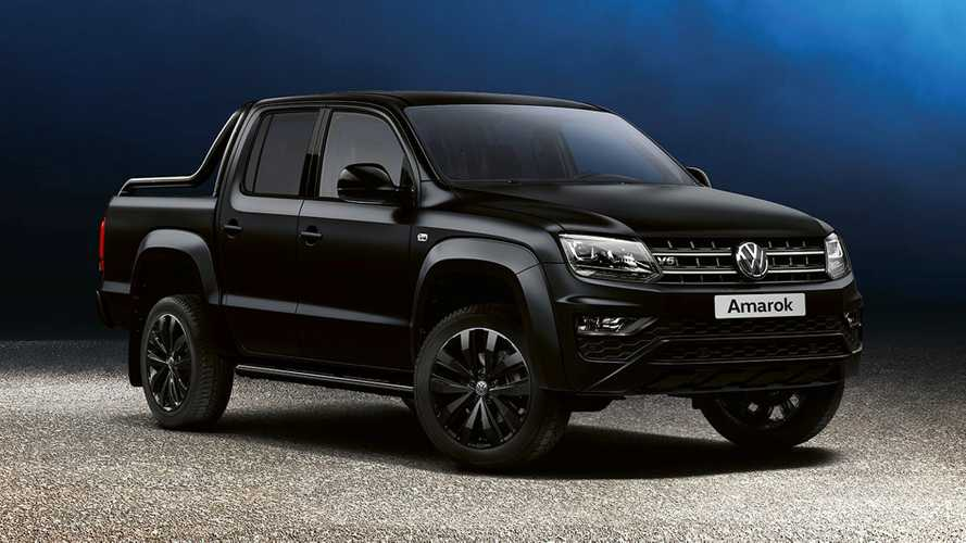 VW Amarok gets not one but two new special editions