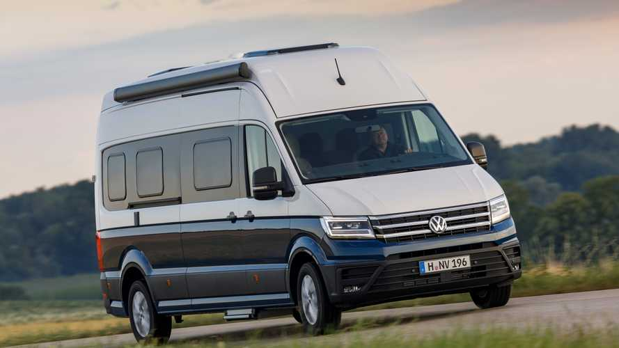 VW Grand California campervan costs almost £69,000