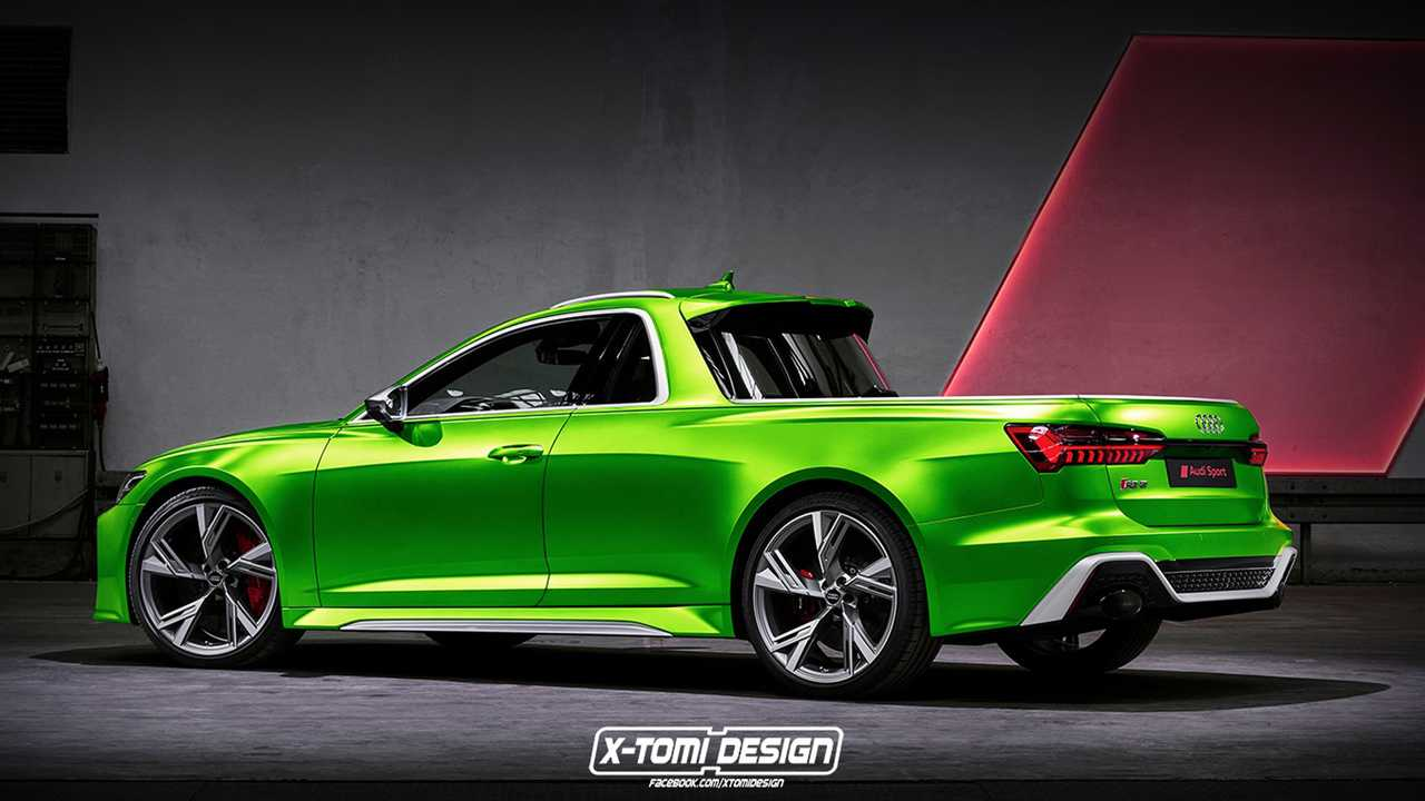 Audi RS6 Ute By Xtomi Design