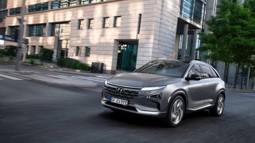 Hyundai scommette sull'auto a idrogeno