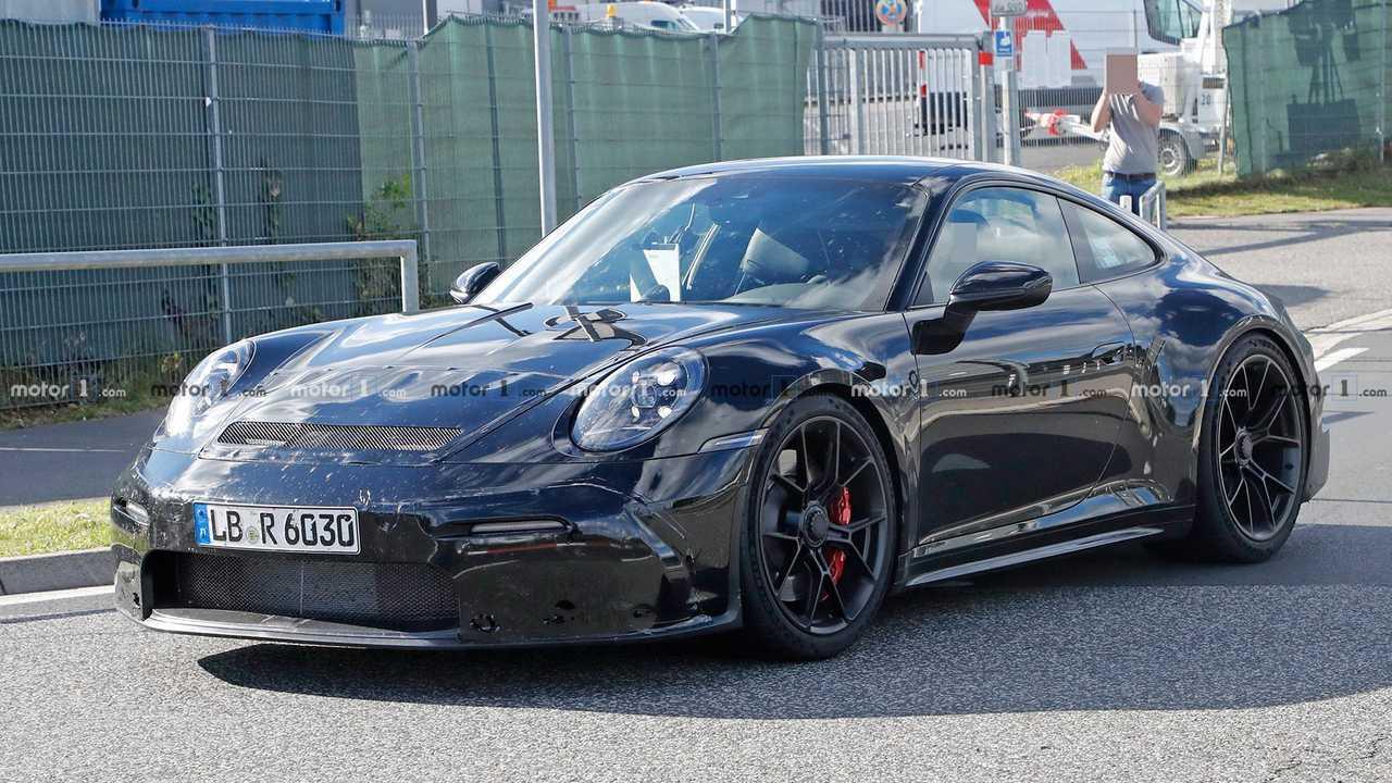Porsche 911 GT3 Touring