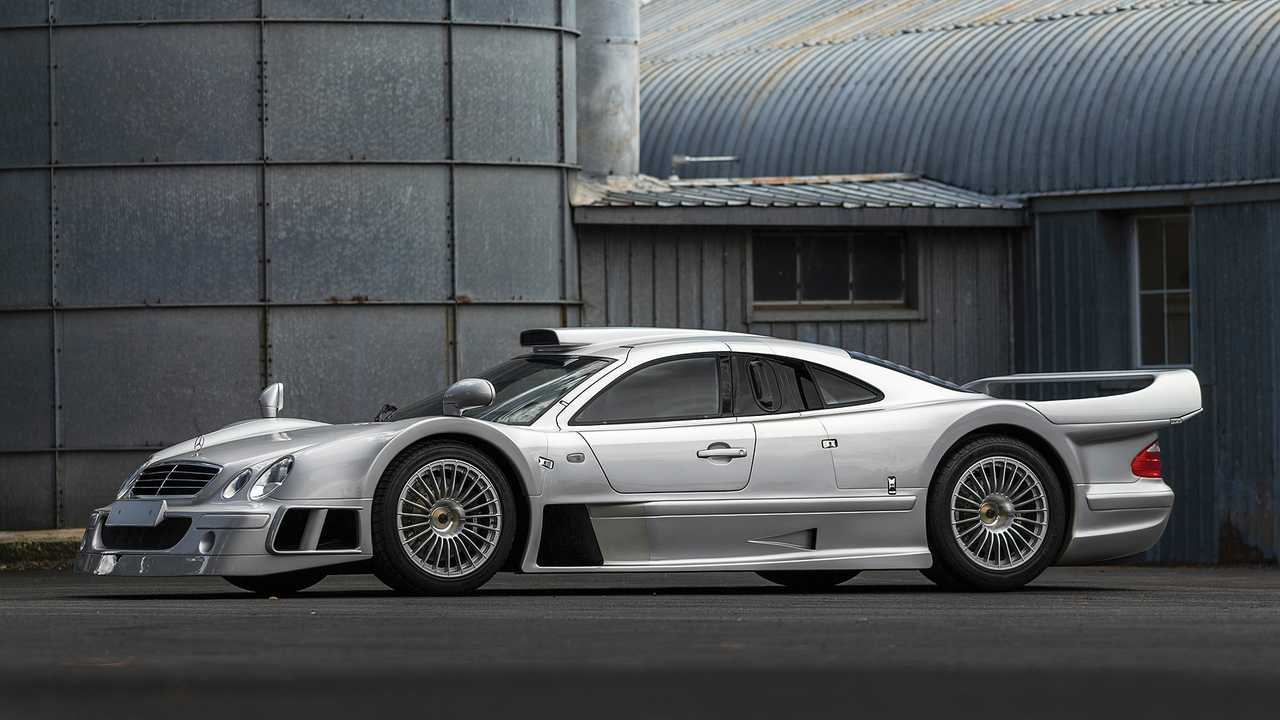 Mercedes CLK GTR (1998) - 4,1 Millionen Euro