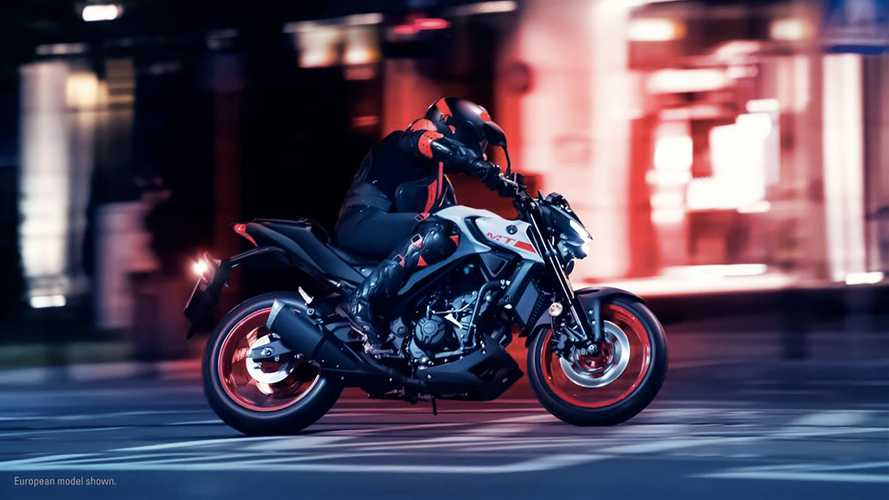 2020 Yamaha MT-03: Everything We Know