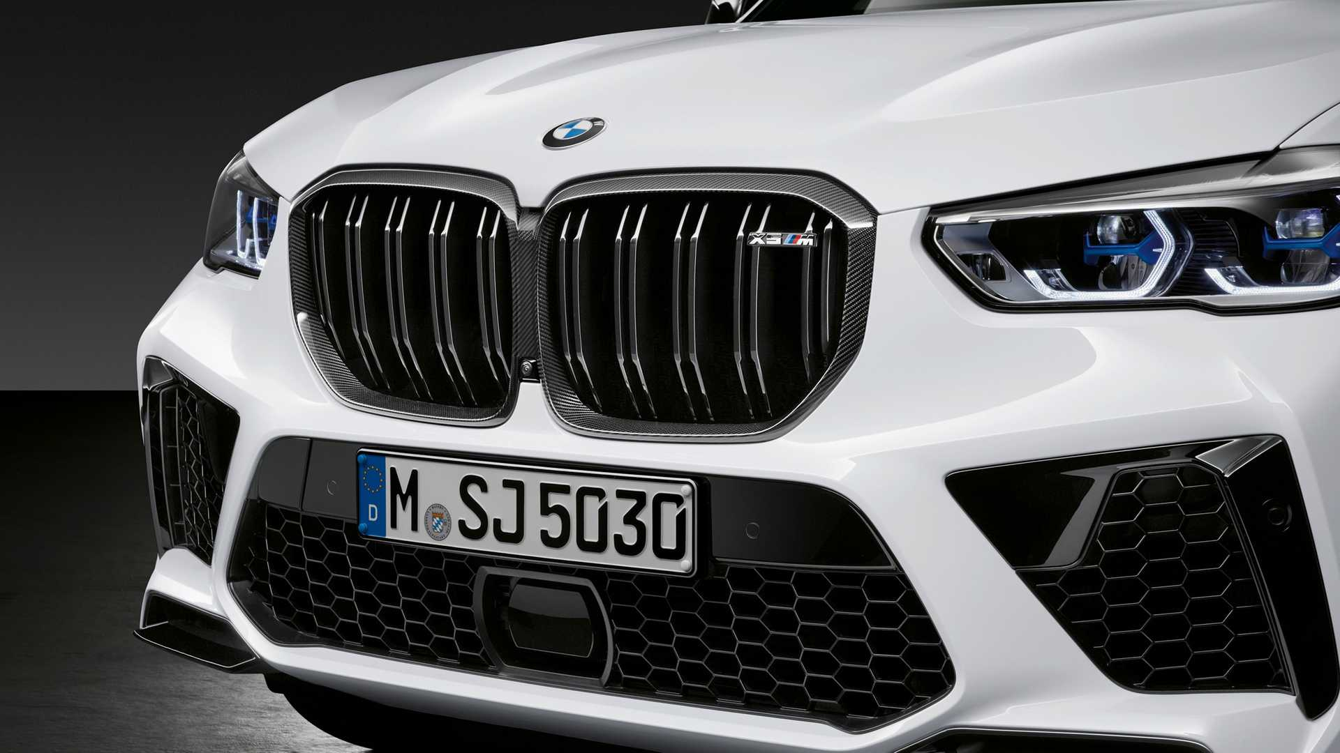 Bmw M Performance Parts Make X5 M X6 X6 M And X7 Look Sportier