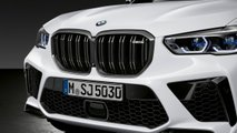 BMW M Performance Parts for X5 M, X6, X6 M, X7