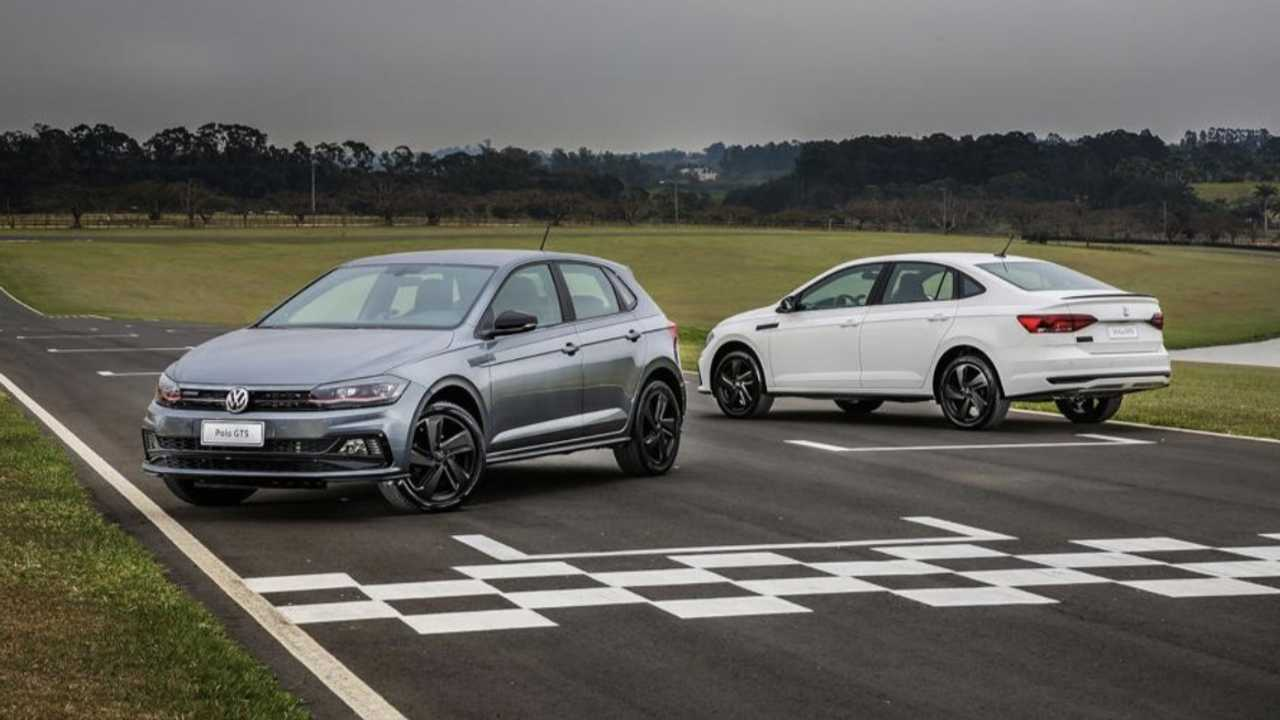 Volkswagen Polo GTS e Virtus GTS