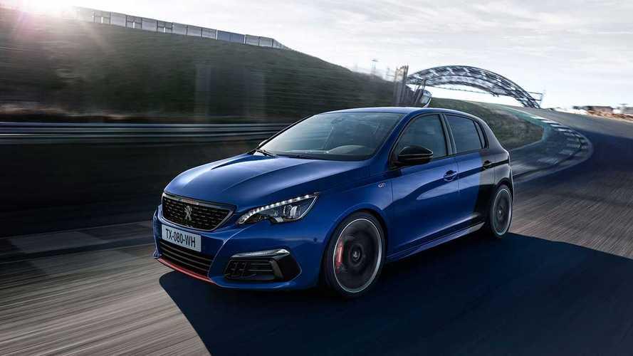 La future Peugeot 308 sportive avec plus de 300 chevaux ?