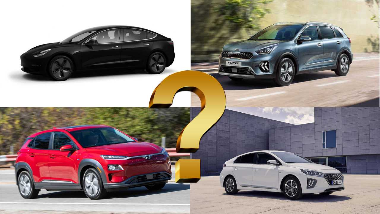 Check Select Car Leasing's List Of The Best EVs And PHEVs In The UK