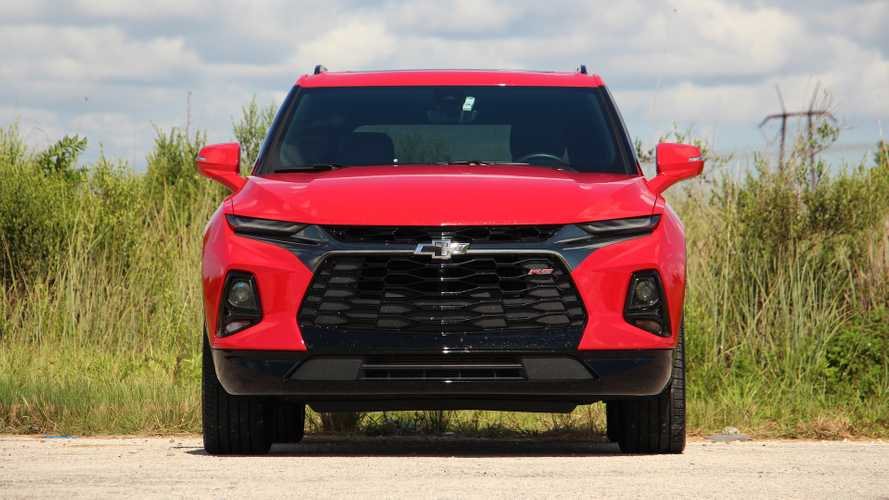 2021 Chevy Blazer Gets Towing Package For Front-Wheel-Drive Versions