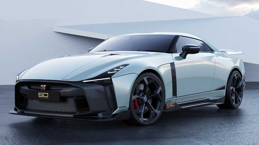 Nissan GT-R50 By Italdesign Debuts Today: See The Livestream
