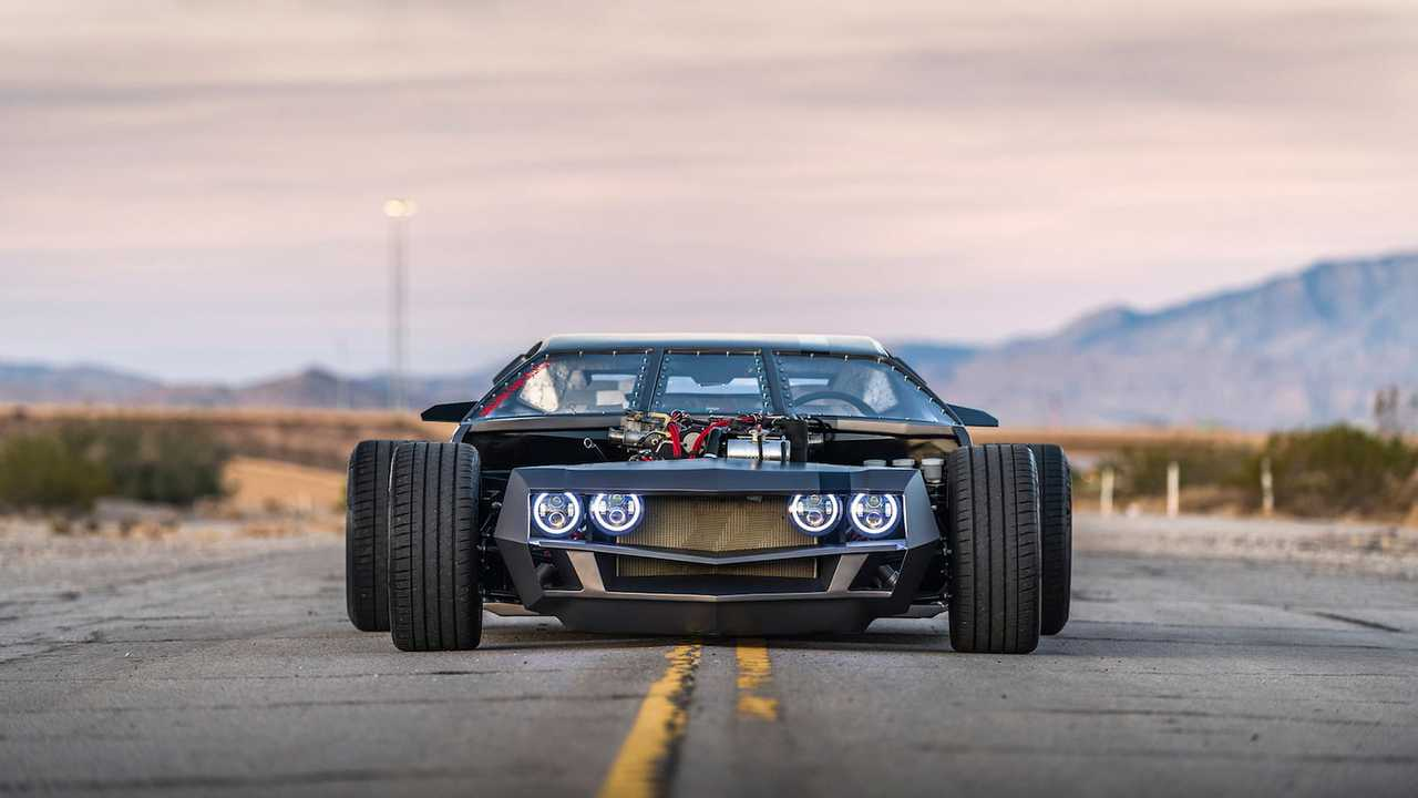 Хот-род Lamborghini Espada